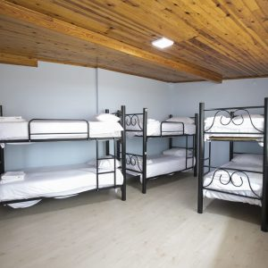 6 Bed Famale Dorm With Shared Bathroom