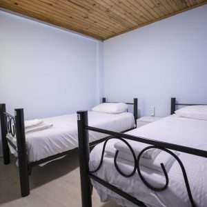 Standart Twin Room With Shared Bathroom